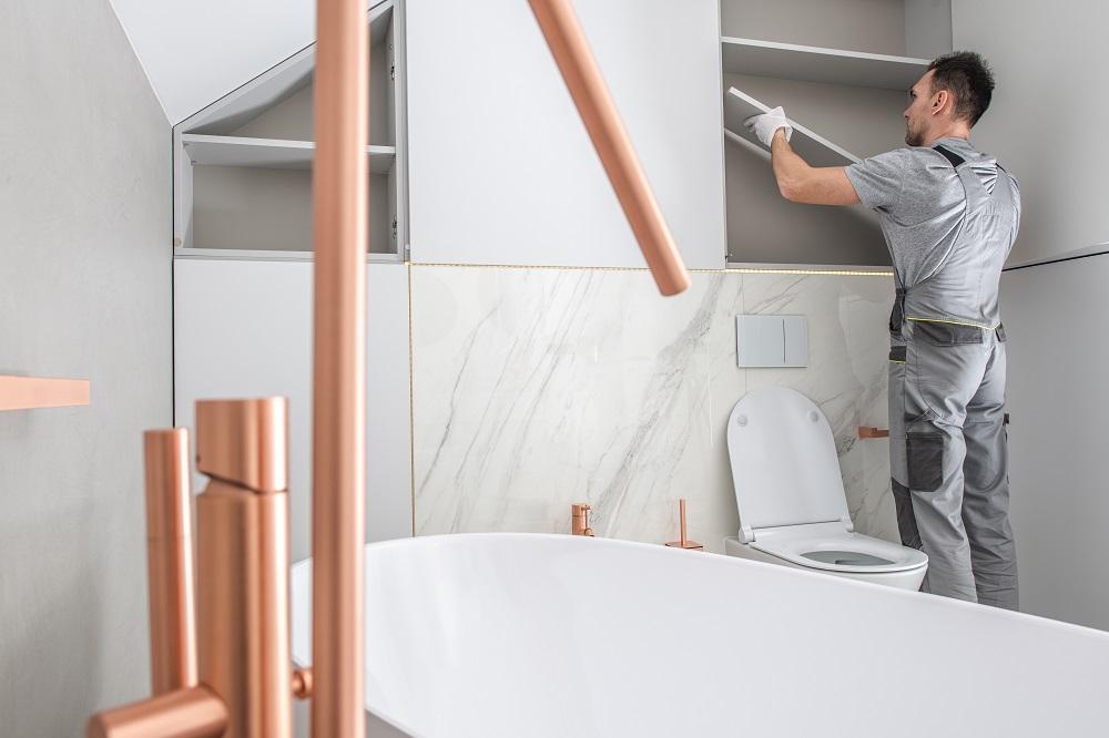 Badezimmer Sanierung Installateur St. Stefan im Rosental