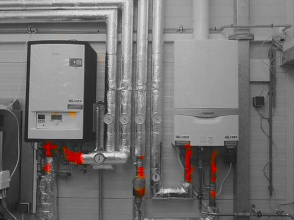 Waschanlage Hiebaum - Referenz Leber Installationstechnik