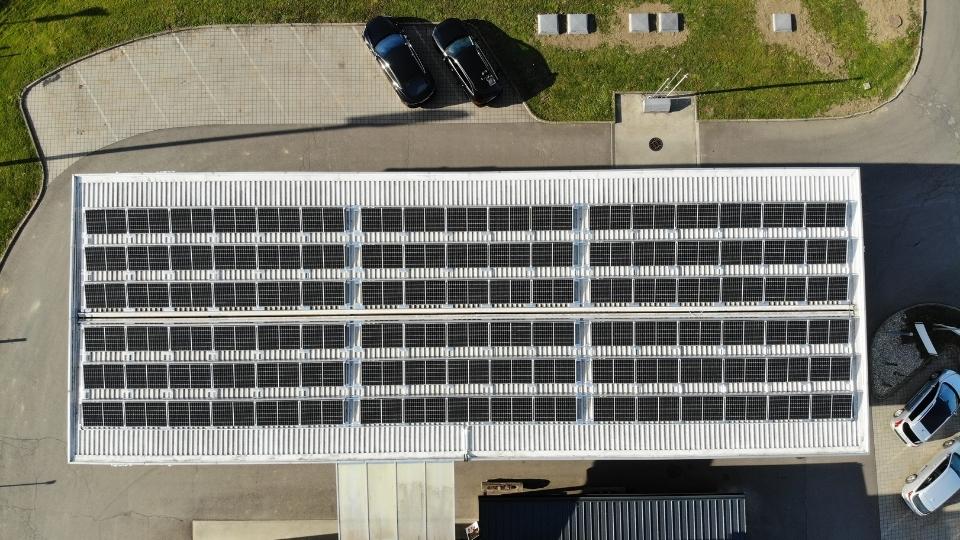 Photovoltaikanlage vom Installateur - Energiekonzept neu